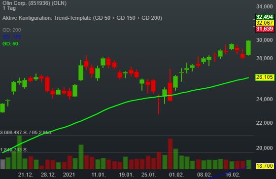 Olin Corp. (6,96%)