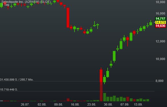 Selectquote Inc. (3,35%)