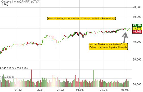 Corteva Inc. (2,02%)