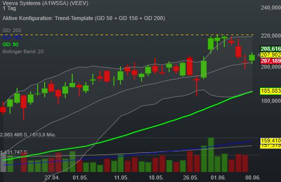 Veeva Systems (2,51%)