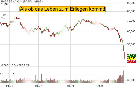 BASF SE NA O.N. (-11,49%)