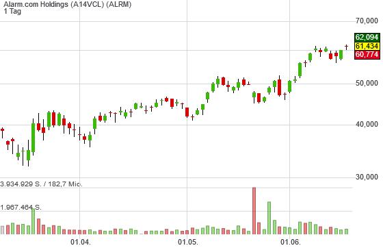 Alarm.com Holdings (0,65%)