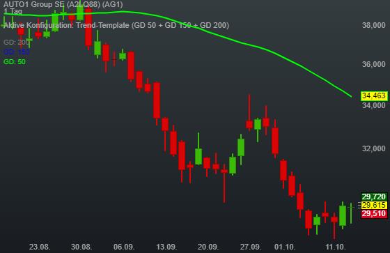 AUTO1 Group SE (0,32%)