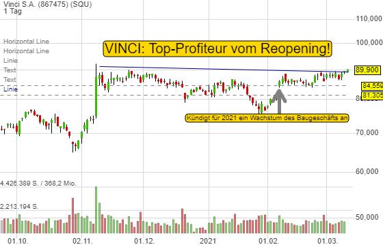 Vinci S.A. (0,69%)