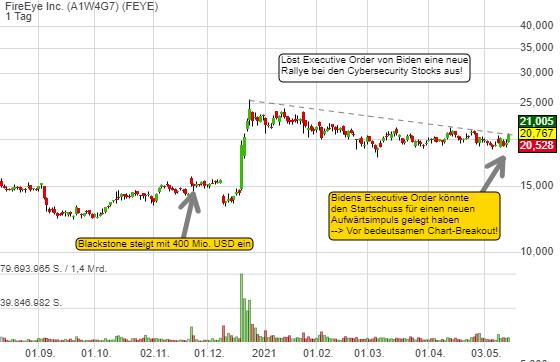 FireEye Inc. (1,05%)