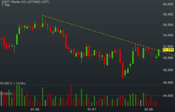 JOST Werke AG (2,39%)