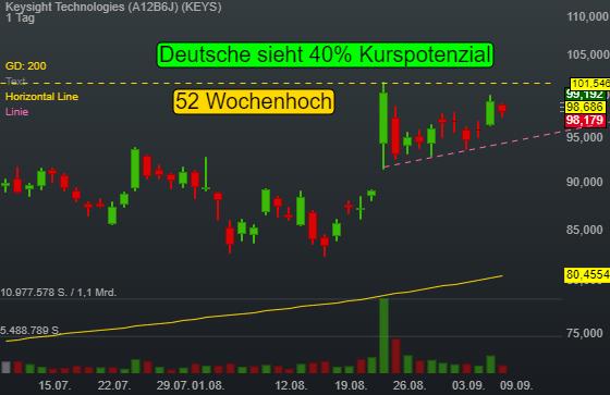 Keysight Technologies (0,65%)