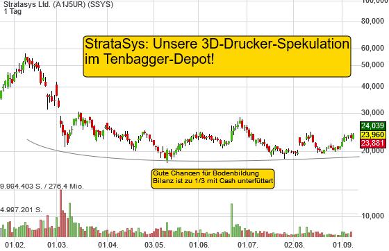 Stratasys Ltd. (4,31%)